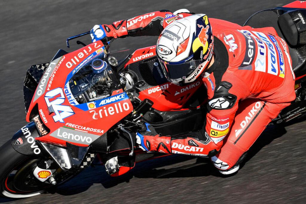 """MotoGP   Gp Portimao Qualifiche: Andrea Dovizioso, """"Lorenzo? Attacca chi ha davanti"""""""