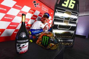 "MotoGP   Jorge Lorenzo ""ospite"" nella conferenza stampa di Joan Mir"
