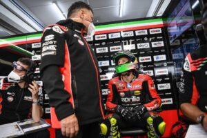 "MotoGP | Gp Valencia Day 1: Lorenzo Savadori, ""E' stato bellissimo"""