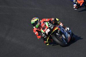 """MotoGP   Gp Portimao Qualifiche: Lorenzo Savadori, """"Il feeling continua a migliorare"""""""