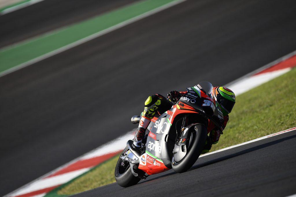 "MotoGP | Gp Portimao Day 1: Lorenzo Savadori, ""E' stata una buona giornata"""