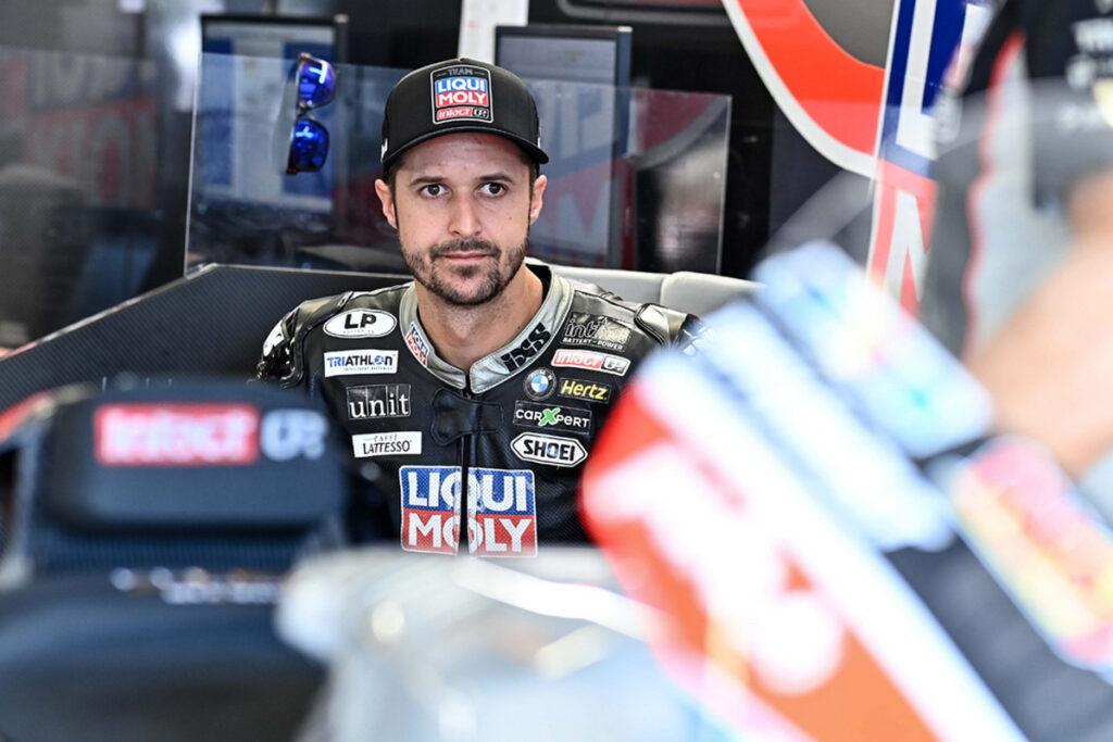 Moto2 | Gp Valencia FP1: Luthi al comando, Bezzecchi è quinto