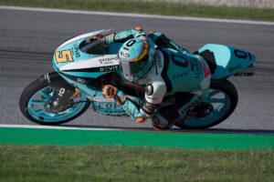 Moto3 | Gp Portimao FP1: Masia precede Fenati