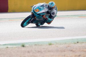 Moto3 | Gp Valencia 2 FP2: Masia al Top, Antonelli è terzo