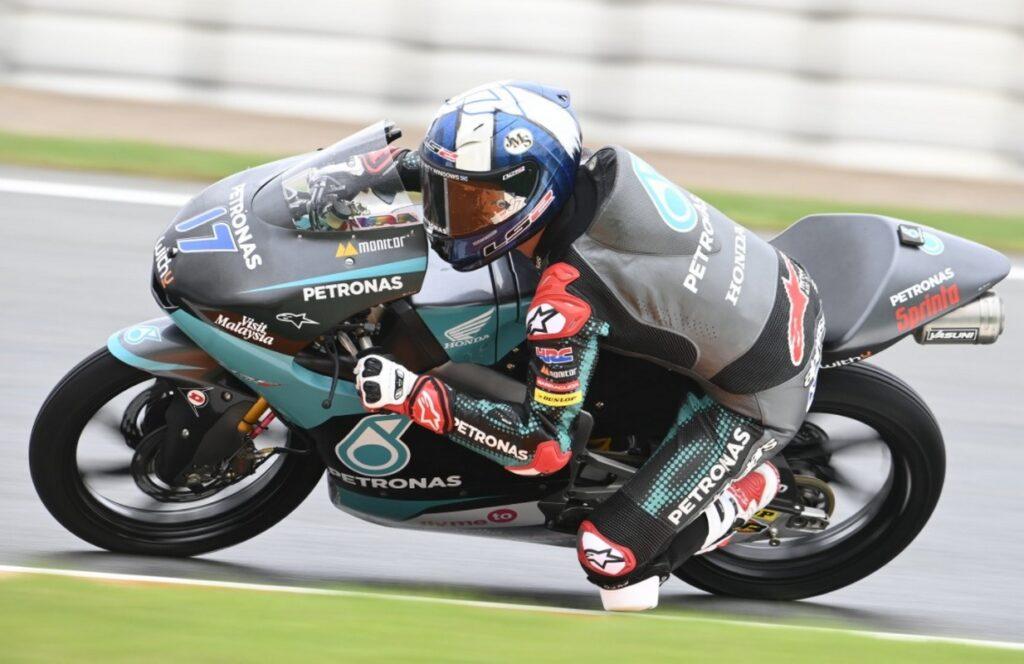 Moto3 | Gp Valencia FP3: meteo protagonista, McPhee il più veloce