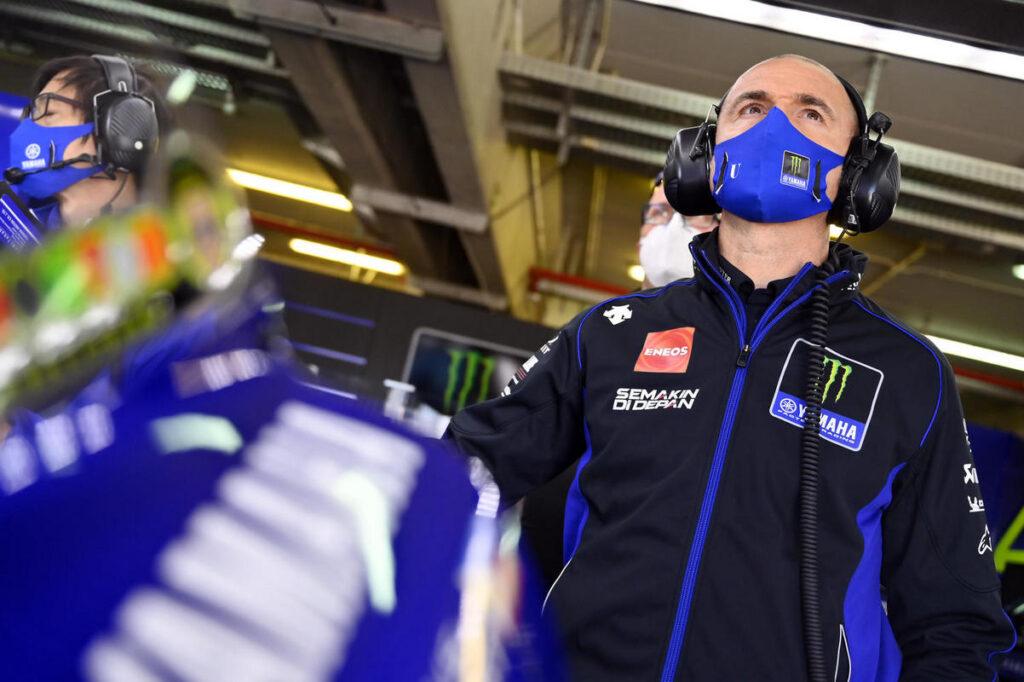 "MotoGP | Gp Valencia: Meregalli (Yamaha), ""Vinales costretto a partire dalla pit-lane"" [VIDEO]"