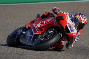 MotoGP | Gp Valencia FP2: Miller si conferma sull'asciutto, Morbidelli è terzo