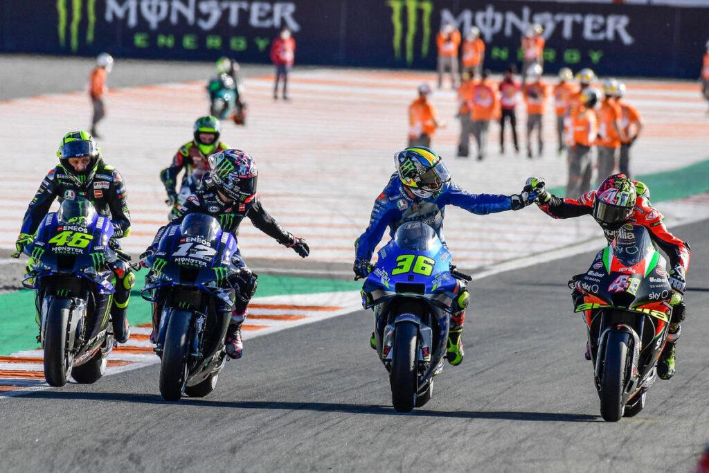 MotoGP | Gp Valencia 2: Mir Campione del Mondo, rivivi le emozioni della gara attraverso la nostra Gallery