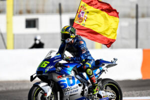 MotoGP | Gp Valencia 2 Gara: vince Morbidelli, Mir è Campione del Mondo