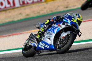 MotoGP | Gp Valencia Warm Up: Mir il più veloce, Rossi diciannovesimo