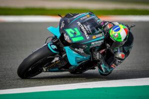 MotoGP | Gp Valencia 2 Qualifiche: Morbidelli in pole, Rossi in sesta fila