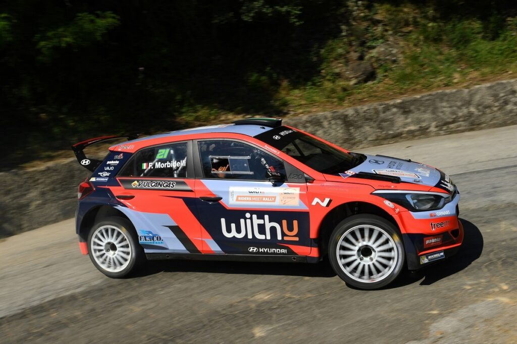 WRC | Franco Morbidelli parteciperà al rally di Monza