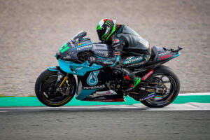 MotoGP | Gp Valencia 2 Warm Up: Morbidelli si conferma al Top, Dovizioso è quinto