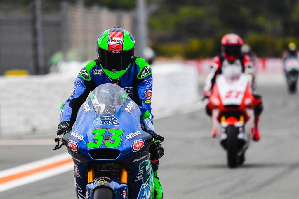 Moto2 | Gp Portimao: Enea Bastianini campione se…