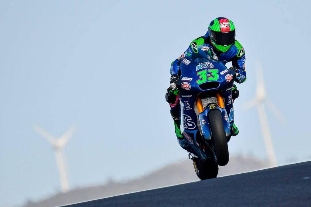 Moto2 | Gp Portimao Gara: Gardner batte Marini, Enea Bastianini è Campione del Mondo