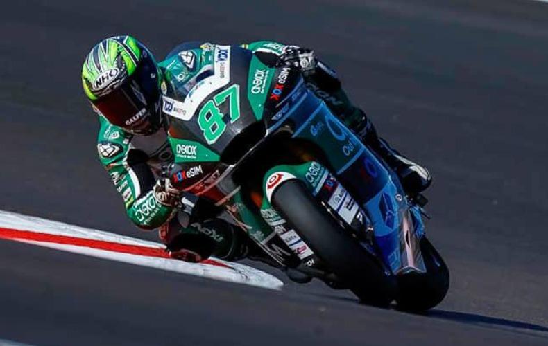 Moto2   Gp Portimao Qualifiche:  Gardner beffa tutti e si prende la pole