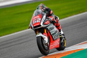 Moto2   Gp Valencia 2 Qualifiche: Manzi porta la Mv Agusta in pole