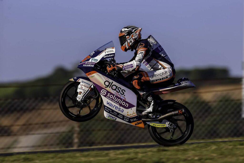 Moto3 | Gp Portimao Gara: Vince Fernandez, ma Arenas è Campione del Mondo
