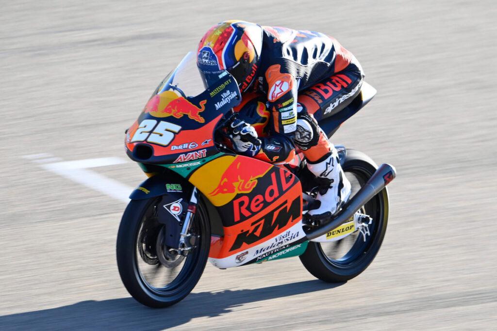 Moto3 | Gp Valencia Gara: prima vittoria in carriera per Fernandez