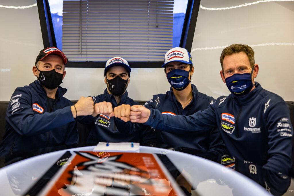 Moto3   Il Max Racing Team conferma Romano Fenati e Alonso Lopez per il 2021