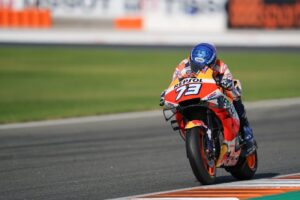 """MotoGP   Gp Valencia Gara: Alex Marquez, """"Stavamo facendo una buona gara"""""""