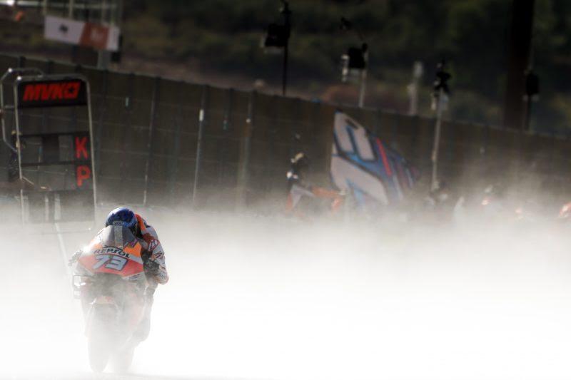 """MotoGP   Gp Valencia Qualifiche: Alex Marquez, """"Domani perché tutto può succedere"""""""