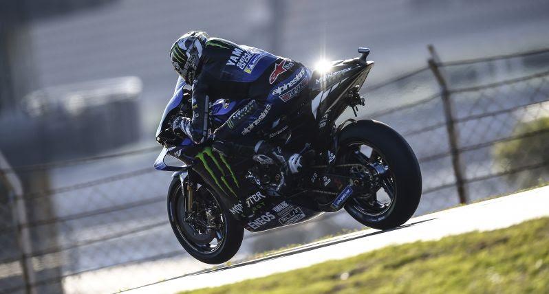 "MotoGP | Gp Portimao Day 1: Maverick Vinales, ""Mi sto divertendo molto"""