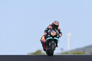 "MotoGP   Gp Portimao Day 1: Fabio Quartararo, ""Pista divertente e davvero unica""[VIDEO]"