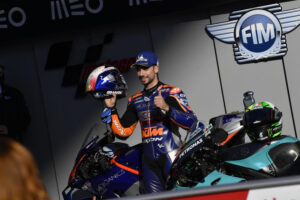 "MotoGP | Gp Portimao Gara: Miguel Oliveira, ""Oggi volevo vincere"""