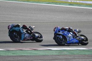 """MotoGP   Gp Portimao Gara: Fabio Quartararo, """"Problemi con l'holeshot e il braccio"""""""