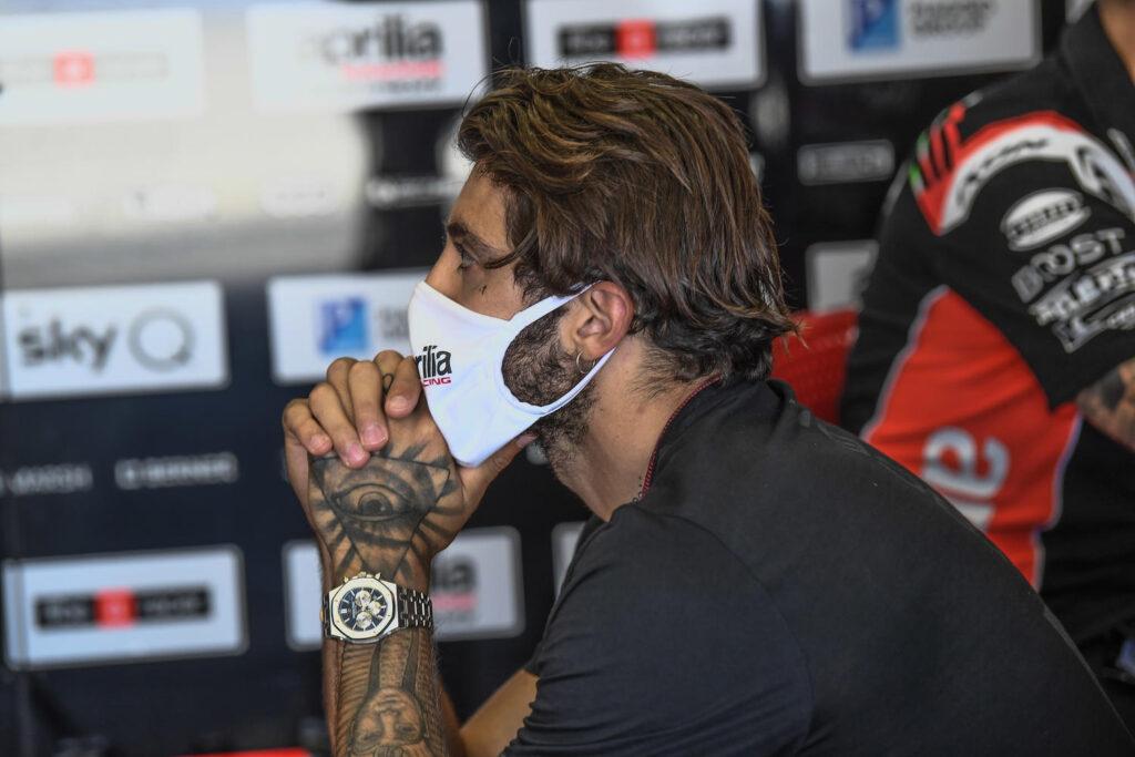 Iannone: Mi sento ancora un pilota, voglio restare in MotoGP