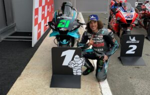 """MotoGP   Gp Valencia 2 Qualifiche: Franco Morbidelli, """"Sono stato abbastanza veloce"""""""