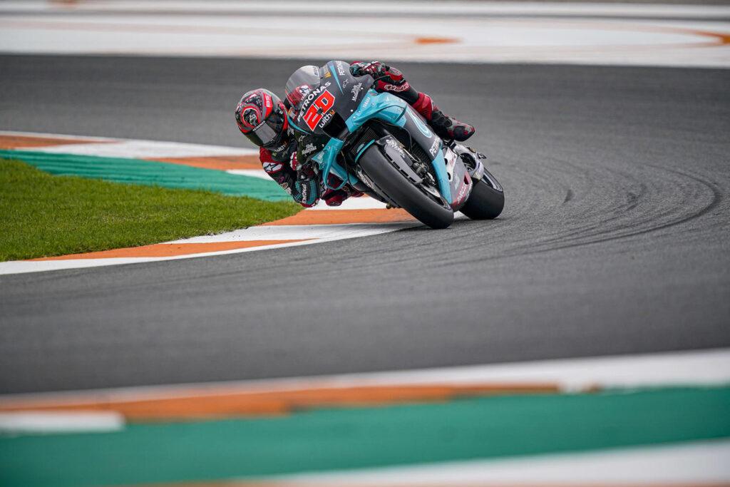 "MotoGP | Gp Valencia 2 Gara: Fabio Quartararo, ""Mir merita questo campionato"""