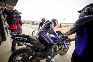 """MotoGP   Gp Valencia 2 Qualifiche: Maverick Vinales, """"Penso al 2021, non voglio sbagliare moto come negli ultimi 4 anni"""""""
