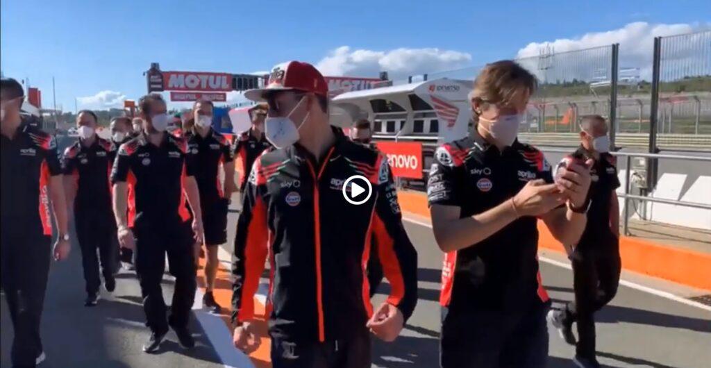 MotoGP | Aprilia non molla Iannone [VIDEO]