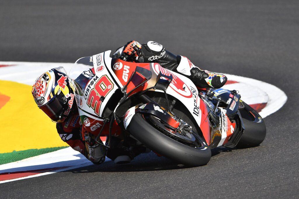 "MotoGP | Gp Portimao Day 1: Takaaki Nakagami, ""Abbiamo faticato"""