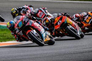 Moto2 | Gp Valencia 2 FP1: Navarro precede Marini e Di Giannantonio