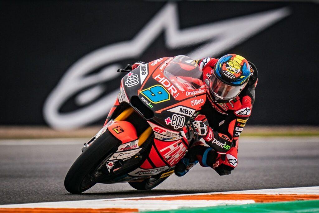 Moto2 | Gp Valencia FP3: turno interlocutorio, pochi piloti in pista, Navarro il migliore