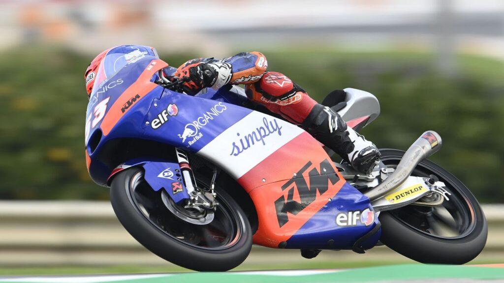 Moto3 | Gp Valencia 2 FP3: meteo protagonista, Oncu al comando, Arenas costretto alla Q1