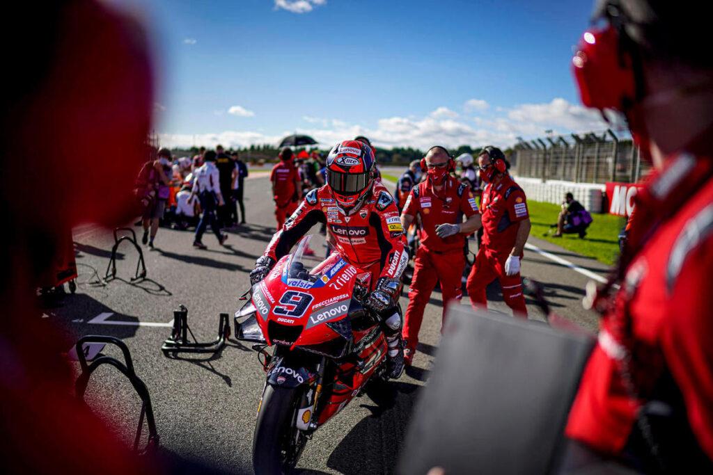 """MotoGP   Gp Portimao: Danilo Petrucci, """"Voglio concludere al meglio la mia avventura in Ducati"""""""
