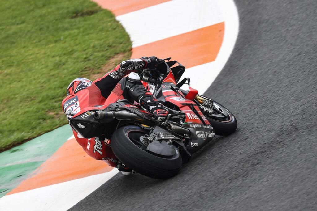 """MotoGP   Gp Valencia Qualifiche: Danilo Petrucci, """"Speriamo di tirare fuori il coniglio dal cilindro"""""""