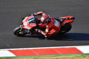 """MotoGP   Gp Portimao Qualifiche: Danilo Petrucci, """"Soddisfatto di quello fatto in Ducati"""""""