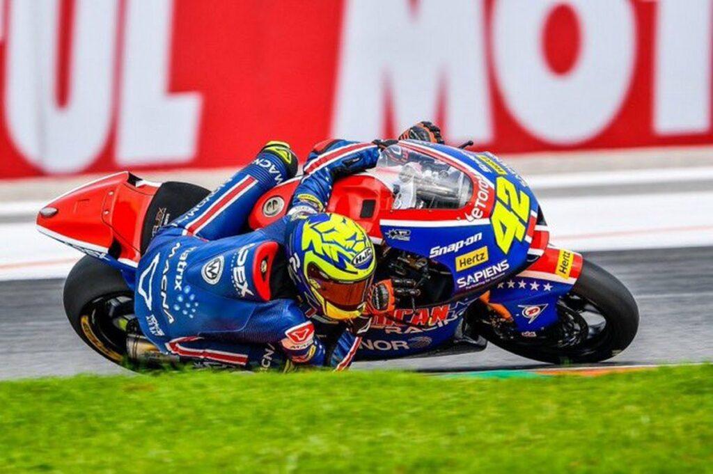 Moto2 | Gp Portimao FP1: Ramirez beffa Di Giannantonio, Marini è terzo