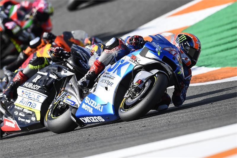 "MotoGP | Gp Portimao: Alex Rins, ""Pronti a battagliare"""