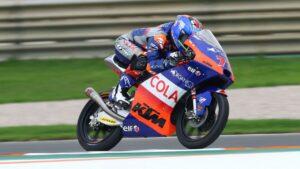 Moto3 | Gp Valencia 2 Warm Up: Sasaki è il più veloce, Vietti in scia