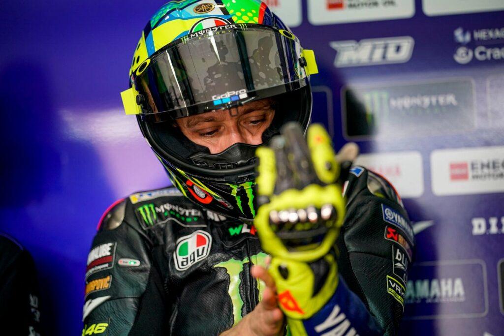 MotoGP | Valentino Rossi, via libera per Valencia, ultimo test Covid negativo [VIDEO]