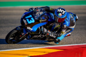 Moto3   Gp Valencia FP2: Vietti al Top, Fenati è terzo