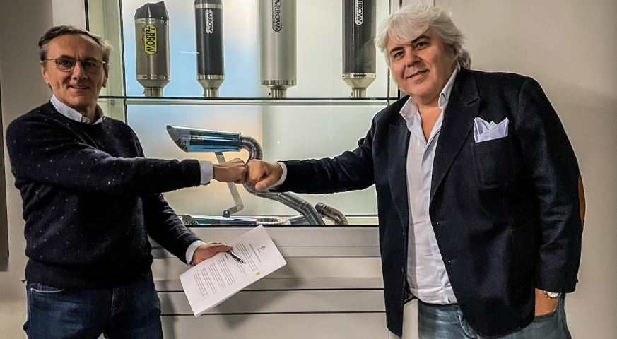 Moto2 |  Arrow Special Parts, accordo biennale con MV Agusta Forward Racing