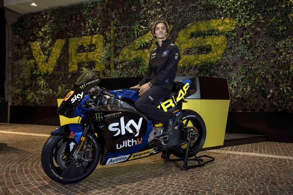 MotoGP | Svelata la livrea della Ducati Sky Racing Team VR46