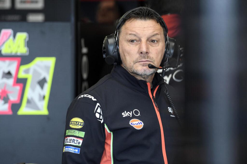 """MotoGP   Covid-19 Fausto Gresini: il figlio Lorenzo, """"Babbo sta rispondendo in modo positivo alle cure"""""""